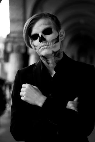 "Shooting Model ""Skull"""